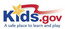 Kids.gov website logo