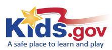 Kids.gov website logo